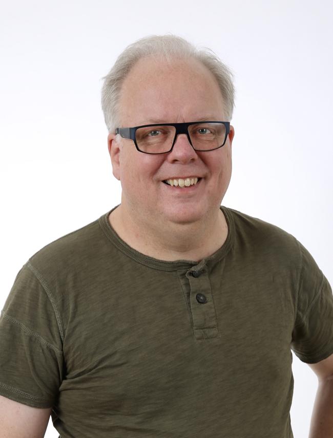 Håkan Johansson, Kristdemokraterna Värnamo. (Foto: Lennart Molin)