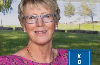 Marianne Carlsson, KD Hammarö