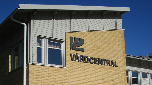 Vårdcentral. Foto: Jacob Christensen (CC BY-SA)