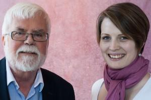 Christer Henriksson & Susanna Tingbratt, representanter i Kommunfullmäktige.