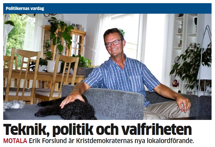 Skämdump från mvt.se - Foto: Per Erik Dufwenberg