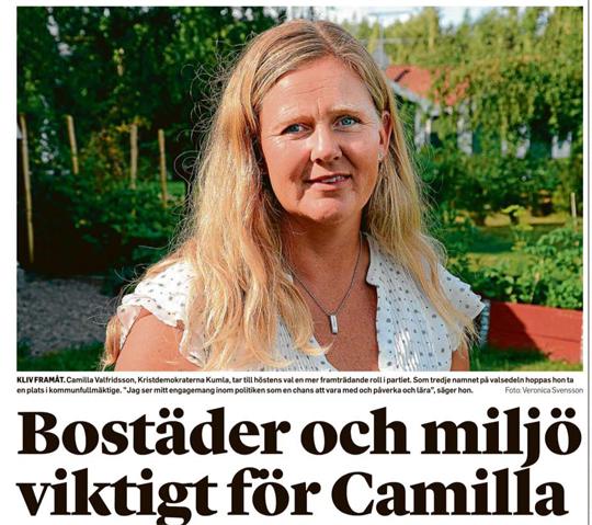 Bild_Kumla_Camilla