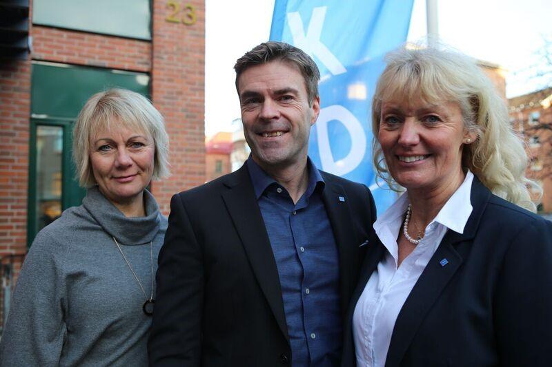 Våra riksdagskandidater