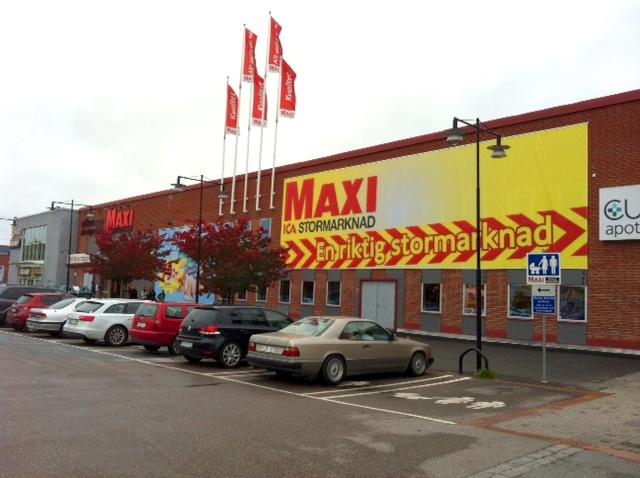 ICA Maxi Häggvik
