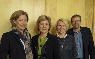 Besök hos Maria Larsson