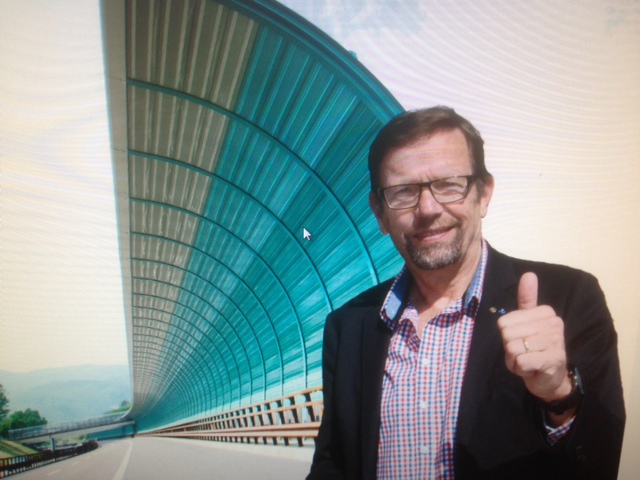 Kreativa bullervaller, är det något för Sollentuna? undrar Magnus Ramstrand, vice ordförande i kommunstyrelsens miljöutskott.