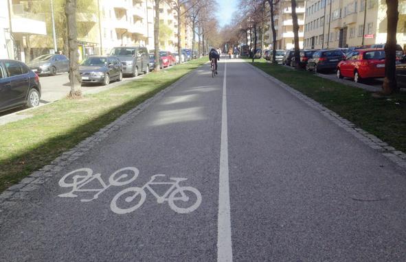 Cykelbana.