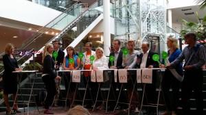 Partiledarna i Sollentuna på plats för utfrågning