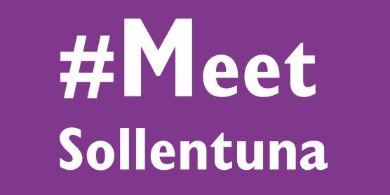 Logga för #MeetSollentuna