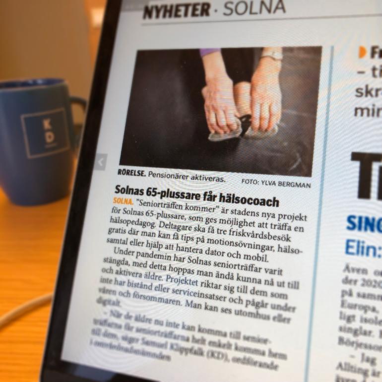 Dejta kvinnor i Solna – Sök bland tusentals kvinnor i Solna som vill börja dejta