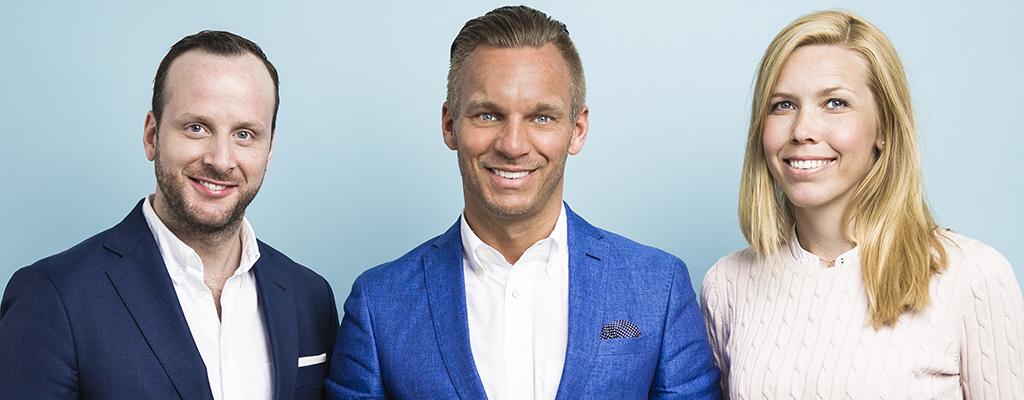 Christian Carlsson, Erik Slottner, Michaela Hollis. Klicka på bilden för att se mer om våra kandidater till kommunfullmäktige i din kommun 2018.