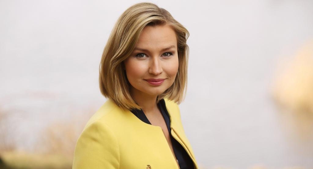 Ebba Busch Thor, partiledare