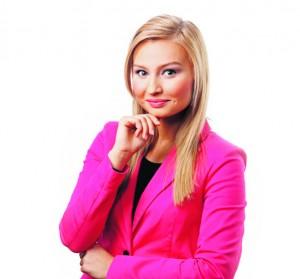 Ebba Busch (KD), kommunalråd i Uppsala