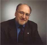 Christer Fjordevik - Kristdemokraternas kommunalrådskandidat 2002. (Foto: Fotograf Mäster Olof, Värnamo)