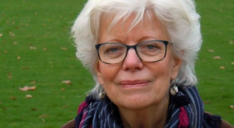 AnnMari Wiberg, Kristdemokraterna Värnamo (Foto: Erik Wiberg)